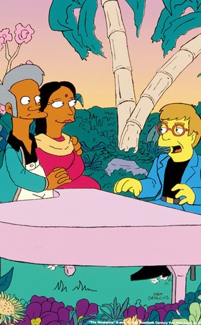 Elton John, The Simpsons