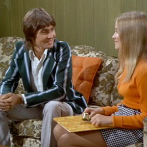 Davy Jones, Maureen McCormick
