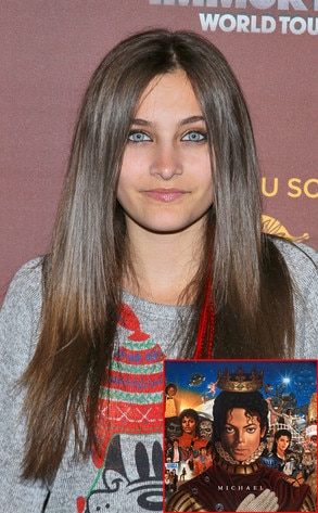Paris Jackson, Michael