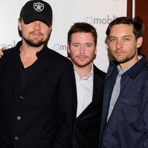 Leonardo DiCaprio, Tobey Maguire, Lukas Haas, Kevin Connolly