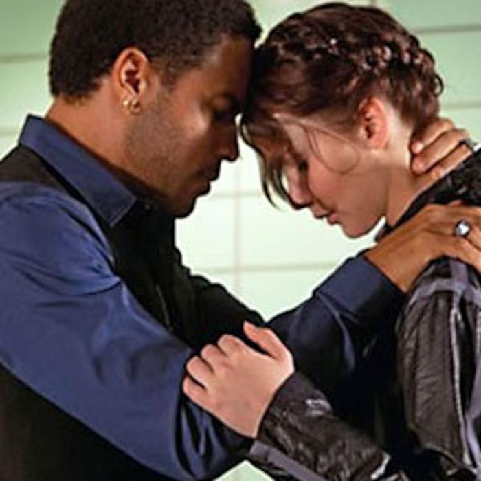 The Hunger Games, Jennifer Lawrence, Lenny Kravitz