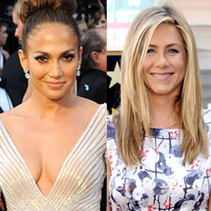 Jennifer Aniston, Jennifer Lopez