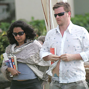 ER Star Parminder Nagra Sued for Damages By Soon-to-Be Ex ...