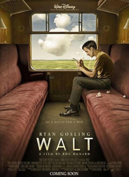 Ryan Gosling Fake Movie Poster