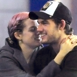Danielle Riley Keough, Alex Pettyfer
