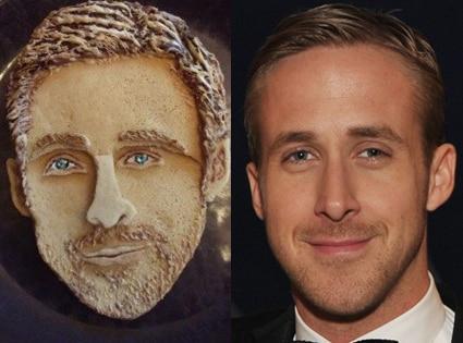 Ryan Gosling Pancake