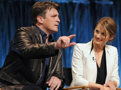 Nathan Fillion, Stana Katic, Paley