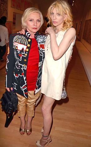 Debbie Harry, Courtney Love