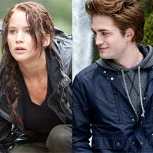 Hunger Games, Twilight