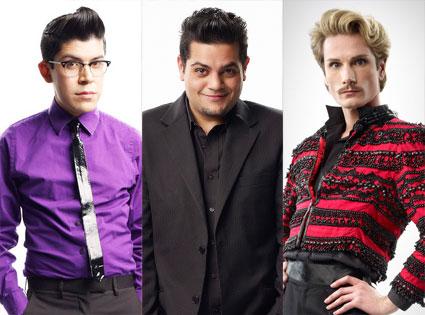 Project Runway, Michael Costello, Mondo Guerra, Austin Scarlett