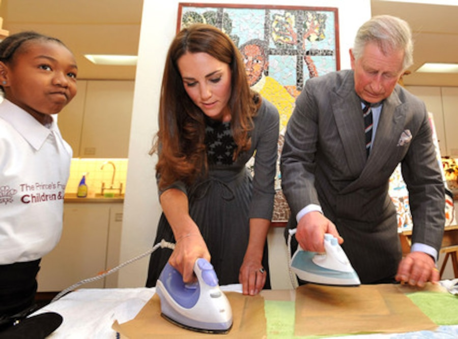 Catherine, Duchess of Cambridge, Prince Charles, Kate Middleton