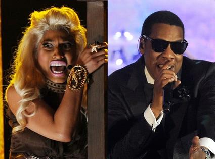 Nicki Minaj, Jay-Z