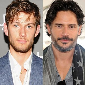 Joe Manganiello, Alex Pettyfer