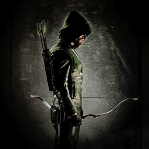 Stephen Amell, Oliver Queen, Arrow