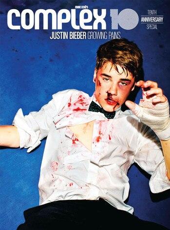 Justin Bieber, Complex