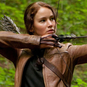 Hunger Games, Jennifer Lawrence