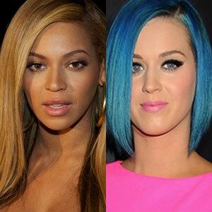 Beyonce, Katy