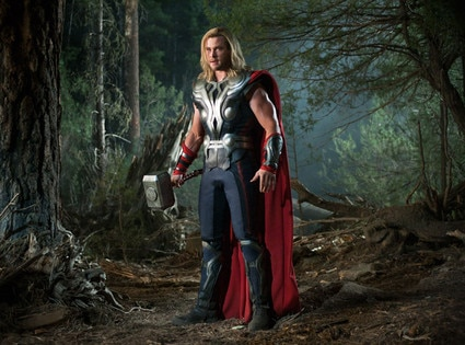 Chris Hemsworth, Avengers