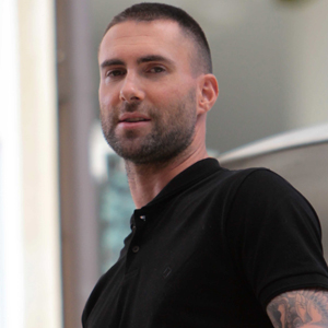 Adam levine sports a new buzz cutdo you like e news uk urmus