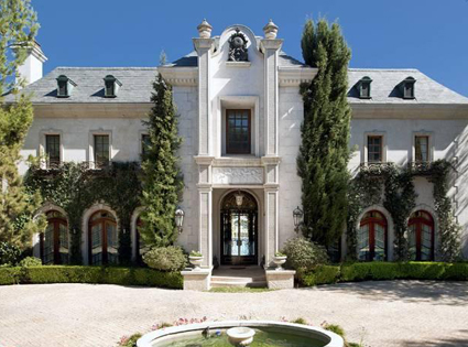 Michael Jackson Home, 100 N Carolwood Dr.