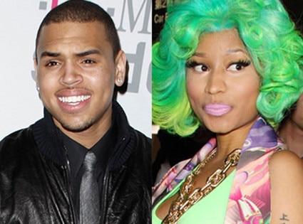 Chris Brown, Nicki Minaj