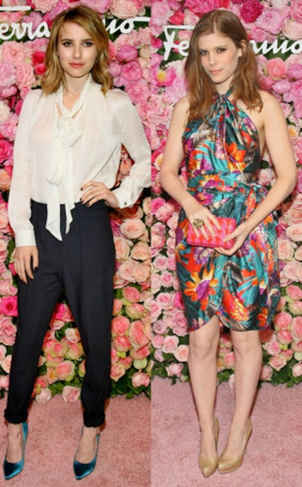 Emma Roberts, Kate Mara