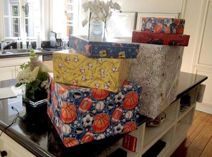 Rachel Zoe, Skylar Berman, Birthday Gifts