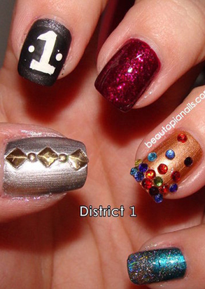 District 1 Nails