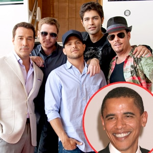 Entourage, Barack Obama