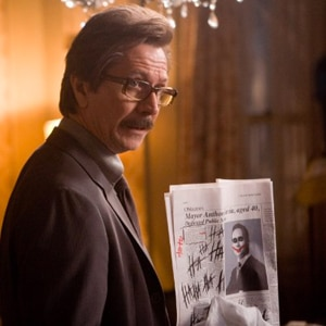 Gary Oldman, The Dark Knight