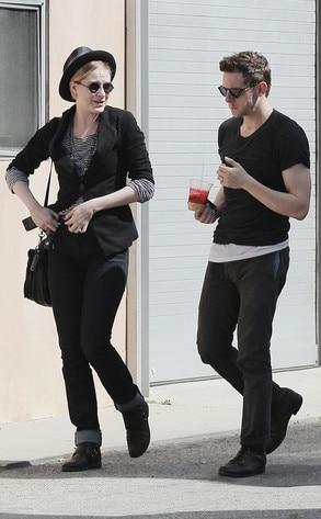 Jamie Bell, Evan Rachel Wood