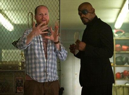 The Avengers, Joss Whedon, Samuel L. Jackson