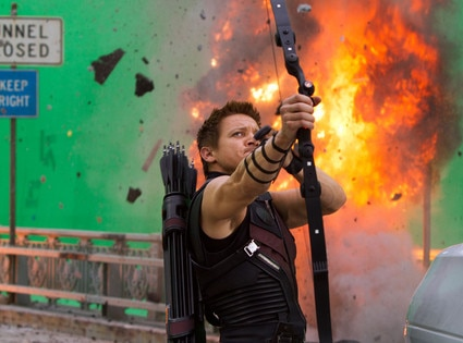 The Avengers, Jeremy Renner