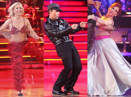 DANCING WITH THE STARS, DWTS, Melissa Gilbert, Martina Navratilova, Gavin DeGraw