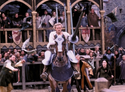 A Knight's Tale, HEATH LEDGER