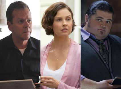 Jorge Garcia, Alcatraz, Kiefer Sutherland, Touch, Ashley Judd, Missing
