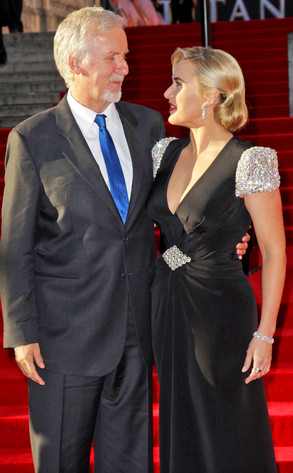 James Cameron, Kate Winslet