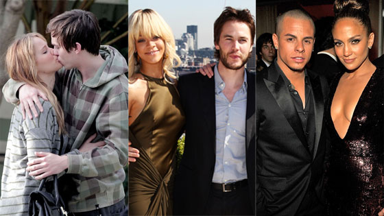 Lawrence, Hoult, Rihanna, Kitsch, Lopez, Smart