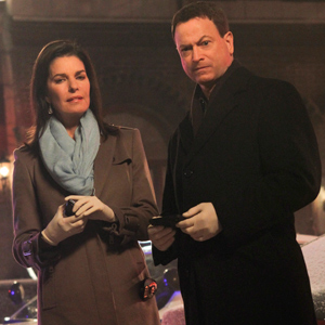 CSI: New York, Sela Ward, Gary Sinise