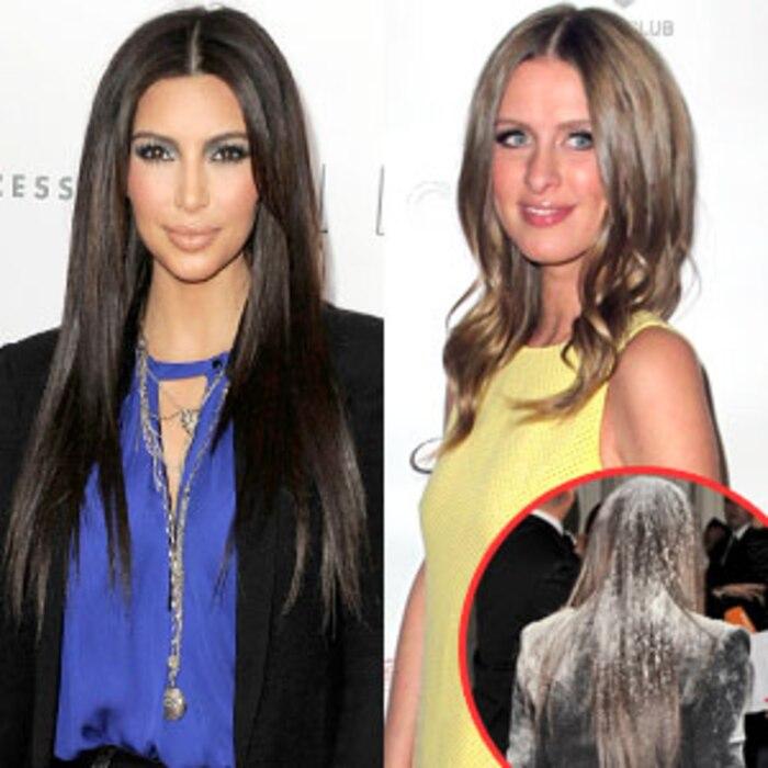 Kim Kardashian, Nicky Hilton