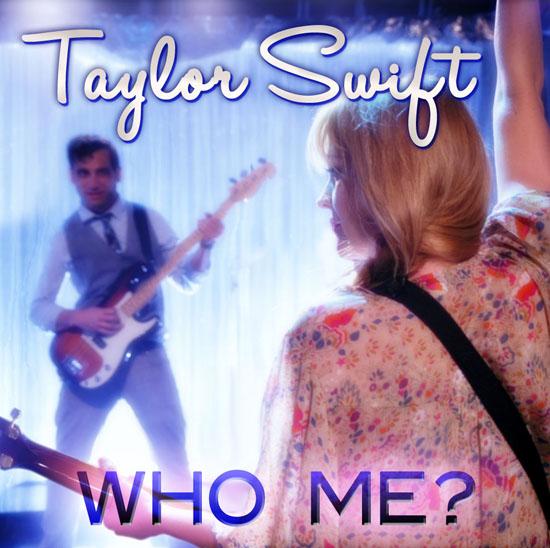 Taylor Swift Album Cover X2