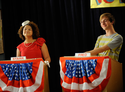 Fred: The Show, Rachel Crow