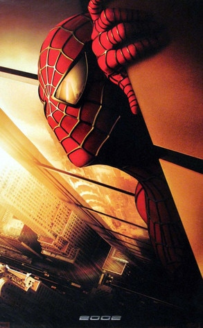 Spiderman Teaser Poster