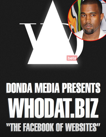 WhoDat, Kanye West