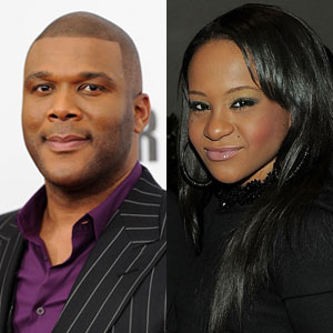 Tyler Perry, Bobbi Kristina Brown