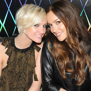 Ashlee Simpson, Minka Kelly