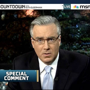 Keith Olbermann, Countdown