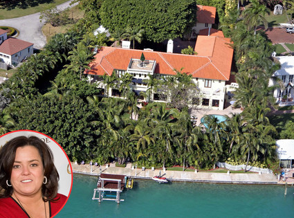 Rosie O'Donnell, Miami Beach house