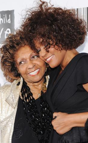Cissy Houston, Whitney Houston
