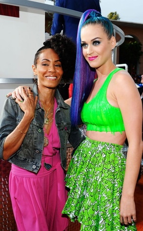 Jada Pinkett Smith, Katy Perry